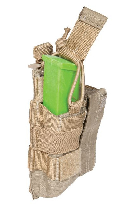 5.11 Double Pistol Bungee Cover - Sandstone