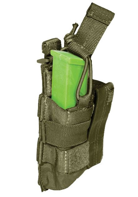 5.11 Double Pistol Bungee Cover - Tac OD