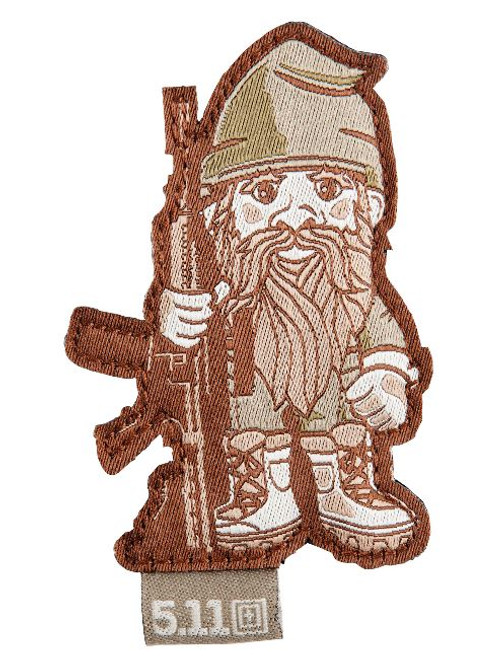 5.11 Tactical Patch Tactical Gnome - Sand