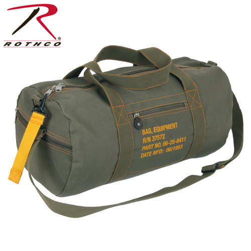 14fd613bd Rothco Extended Weekender Bag - Hero Outdoors