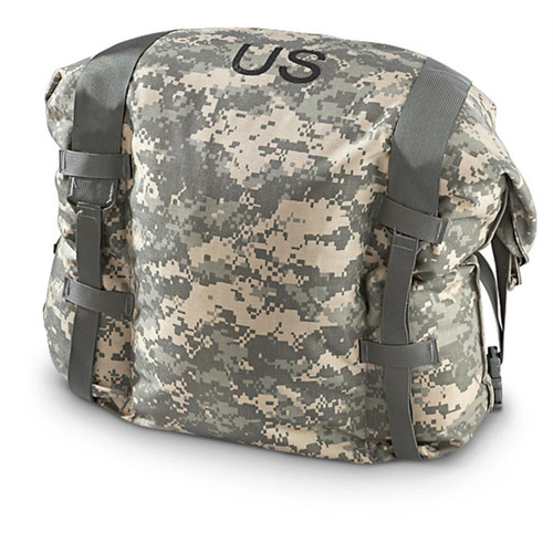 U.S. Armed Forces Chemical Protection (NBC) Bag