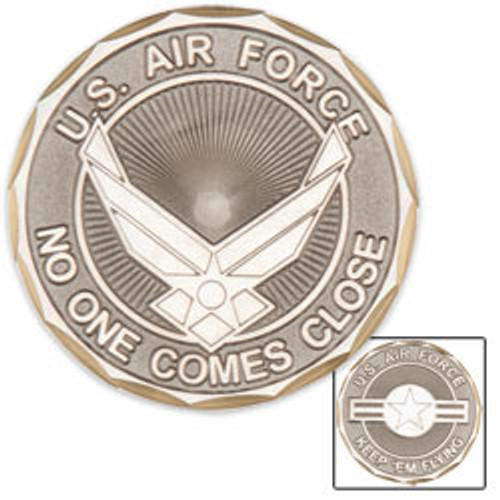 U.S. Air Force Keep Em Flying Coin