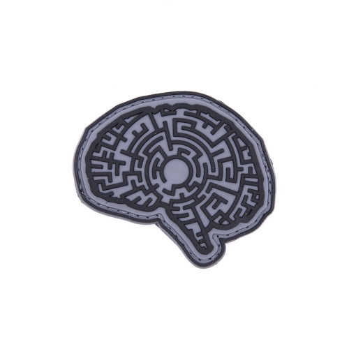 """Haley Strategic Partners """"Thinkers B4 Shooters"""" PVC Morale Patch"""