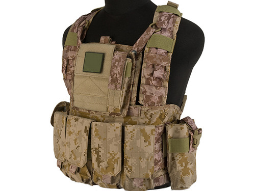 Emerson Tactical RRV Style Chest Rig - AOR1