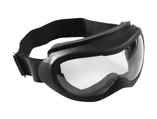 """Rothco Tactical Goggles - Black w/Clear Lens """"CE"""""""