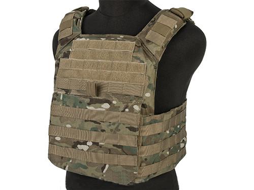 Shellback Tactical Banshee Rifle Plate Carrier - Multicam