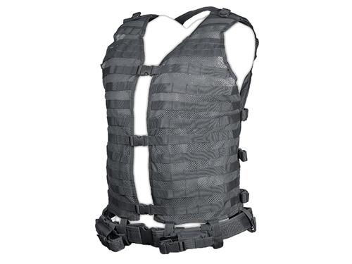 NcStar MOLLE Load Bearing Vest 2XL - Urban Grey