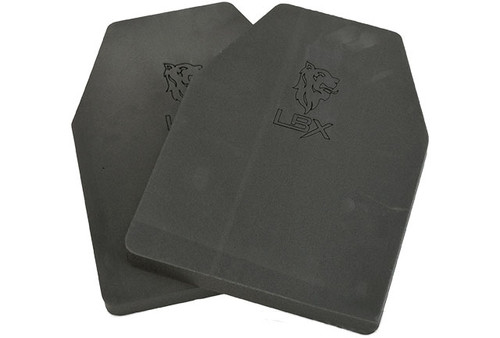 LBX Nimbus Foam Structure Dummy SAPI Plates (Set of 2) - Size: Small