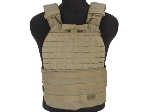 5.11 Tactical TacTec Plate Carrier (Color: Sandstone)