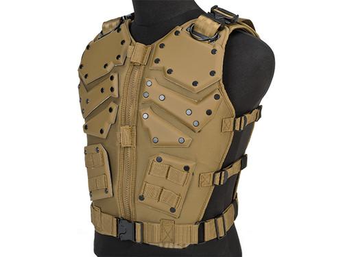 Matrix Cobra Warrior High Speed Body Armor - Tan