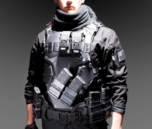 Matrix TF3 High Speed Future Soldier Body Armor - Desert