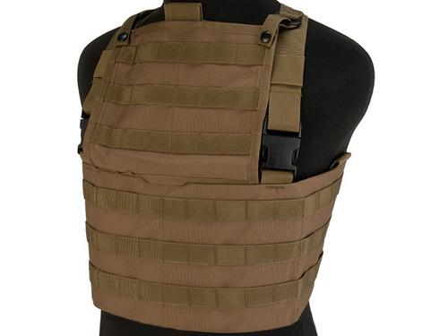 Tru-Spec Ranger Rack MOLLE Vest - Coyote Brown