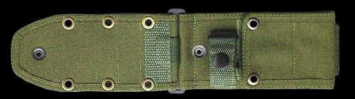 ESEE 5/6 MOLLE Back - OD Green