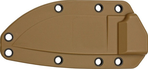 ESEE-3 Molded Sheath without Clip Plate - Coyote Brown