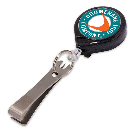Boomerang Zinger And Nippers With Belt Clip