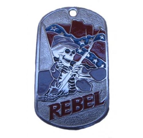 """Dog tag  - U.S. Army military BEL"""""""