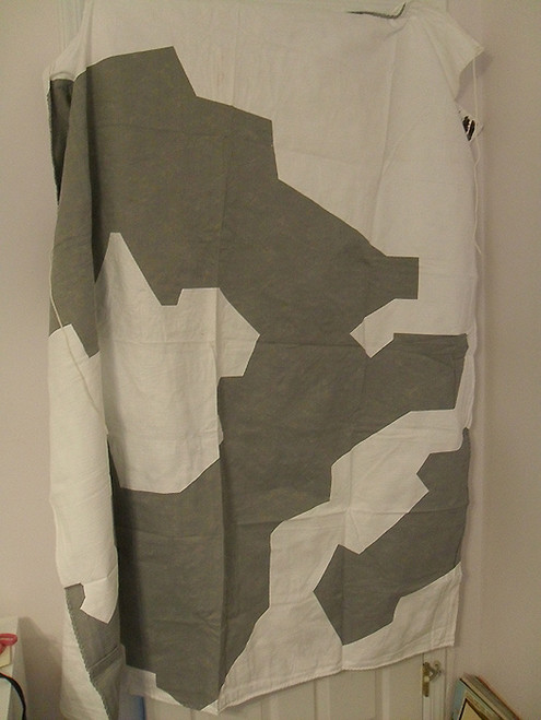 Canadian Armed Forces Individual Soldier Arctic Camouflage Screen