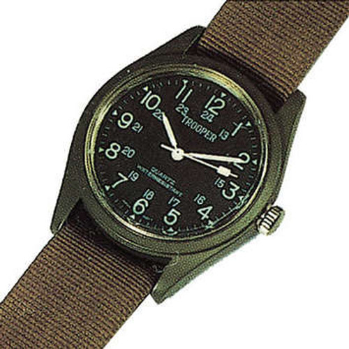 Field Watch - Olive Drab