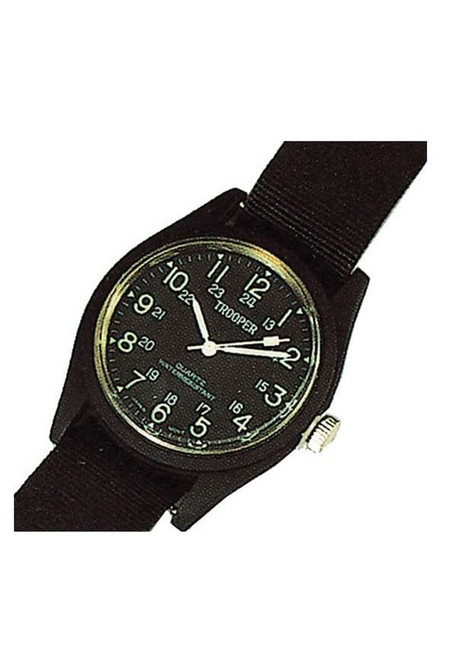 S.W.A.T. Watch - Black