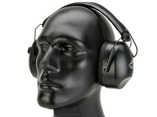 Valken Outdoor Valken Ear Shieldz Full Cover Electronic Hearing Protection