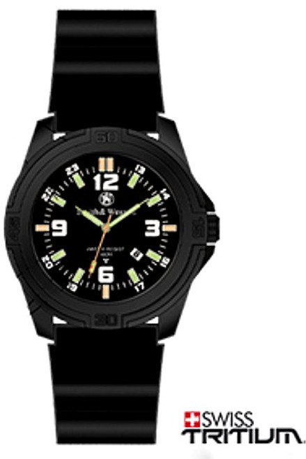 Smith & Wesson Tritium Soldier Watch