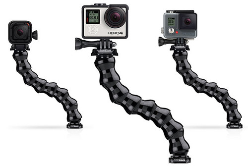 GoPro Gooseneck Flexible Action Camera Mount