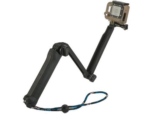 TMC Adjustable Extension Arm for GoPro Action Cameras - Black