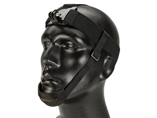 TMC Head & Chin Strap for GoPro HD Hero Professional Wearable Camera