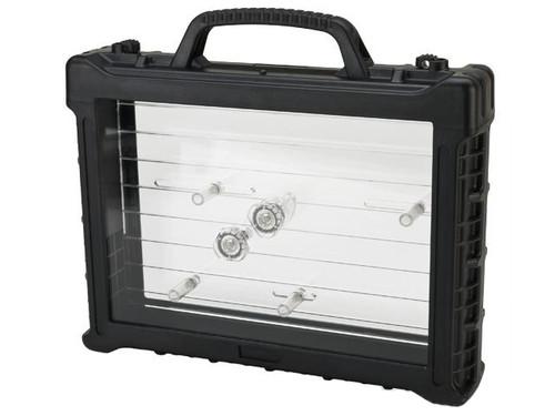 WE-Tech Ultimate Pistol Case with Internal LED  Illumination