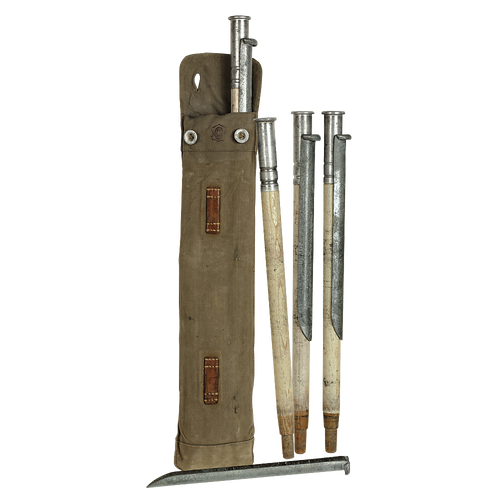 U.S. Armed Forces Tent Pole Stake Kit
