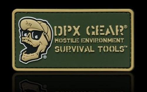 DPX HSP002 HEST Logo 3D PVC Patch