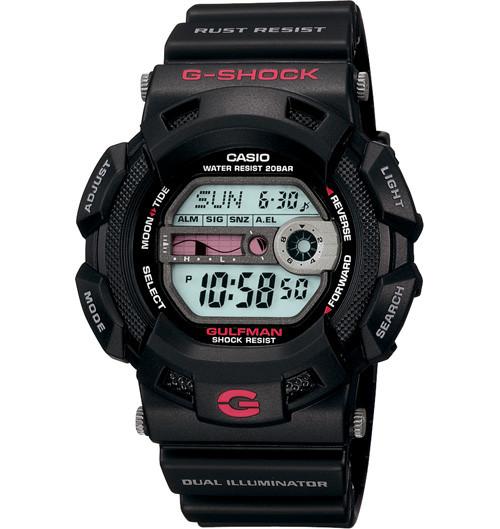 G Shock G9100-1 Gulfman