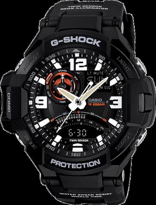 G Shock GA1000-1A G Aviation Series