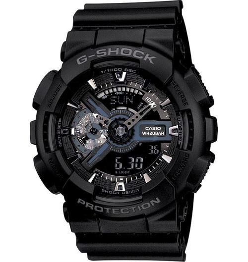 G Shock GA110-1B X Large Series