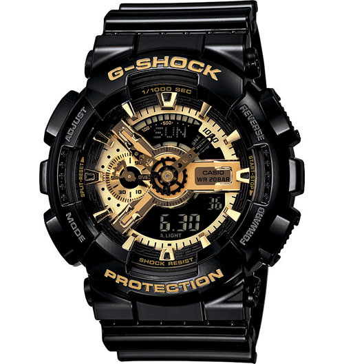 G Shock GA110GB-1A X Large Series