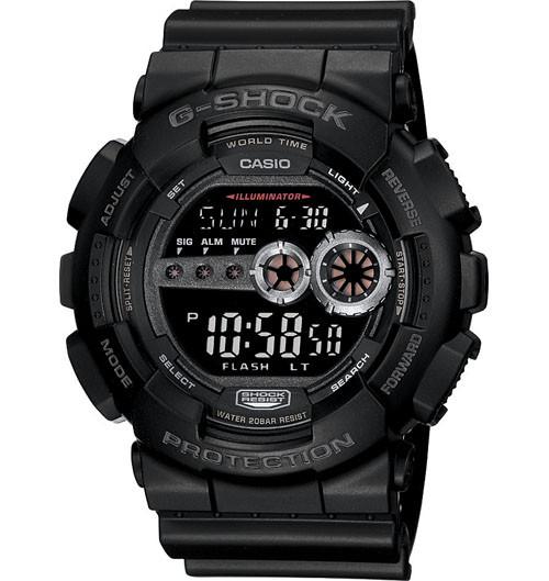 G Shock GD100-1B