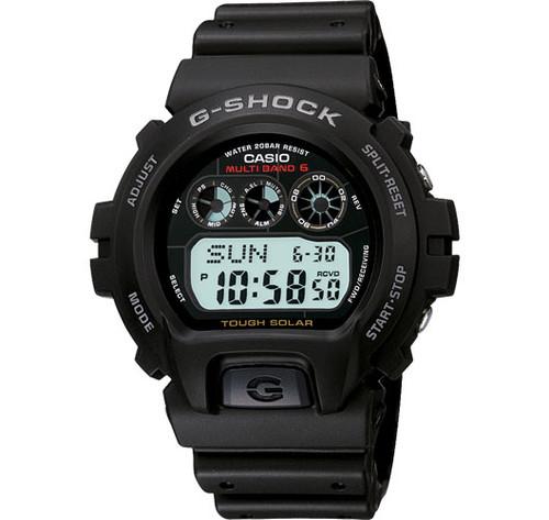 G Shock GW6900-1 Solar Atomic