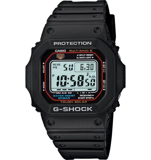 G Shock GWM5610-1 Classic Series - Solar Atomic