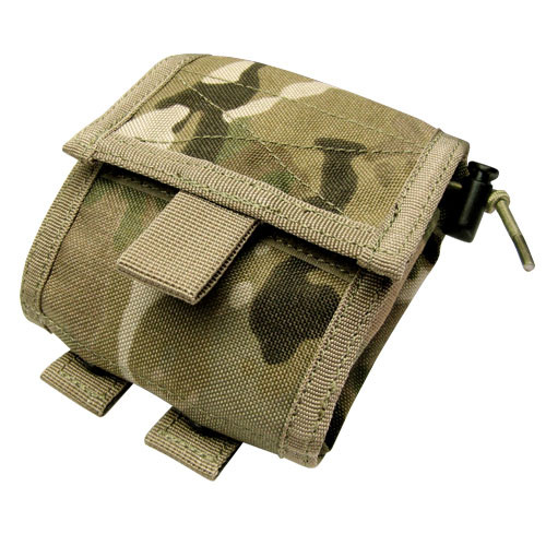 Condor Roll - Up Utility Pouch - Multicam