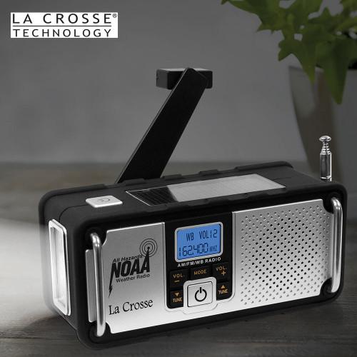 La Crosse NOAA Solar Weather Radio