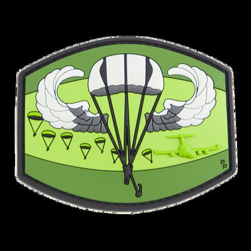 Paratrooper Wings - PVC - Morale Patch