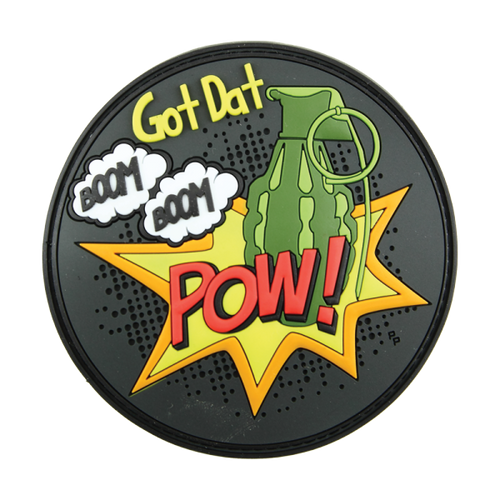 Boom Boom Pow - Morale Patch