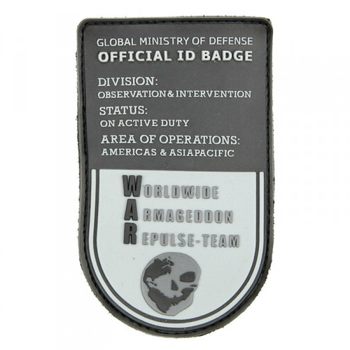 Worldwide Armageddon Repulse Team - Grey