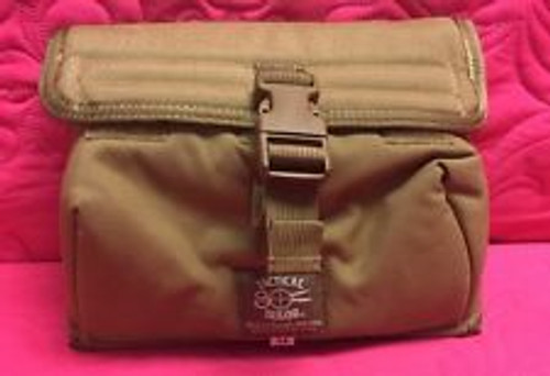 Tactical Tailor Gas Mask Carrier - Coyote Brown - Medium