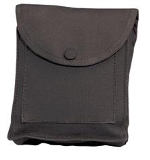 Canvas Utility Pouch - Black