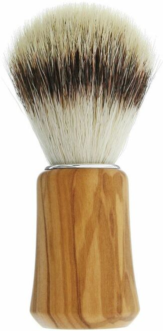 Razorlution 86233 Shaving Brush - Wood Handle