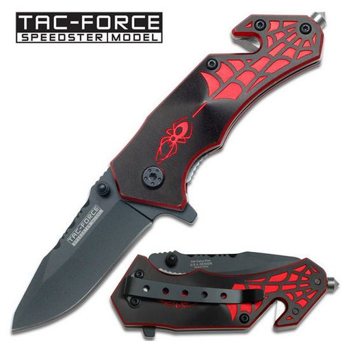 Tac Force 553BR-S Spider Web Assisted Open