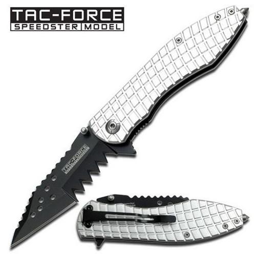Tac Force 729SL Jagged - Silver