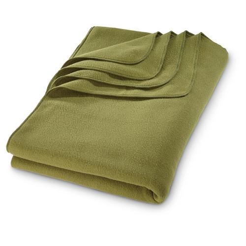 "Canadian Armed Forces Fleece Blanket 72"" x 94"""