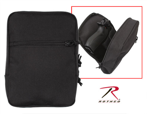 MOLLE Compatible Concealed Carry Pouch
